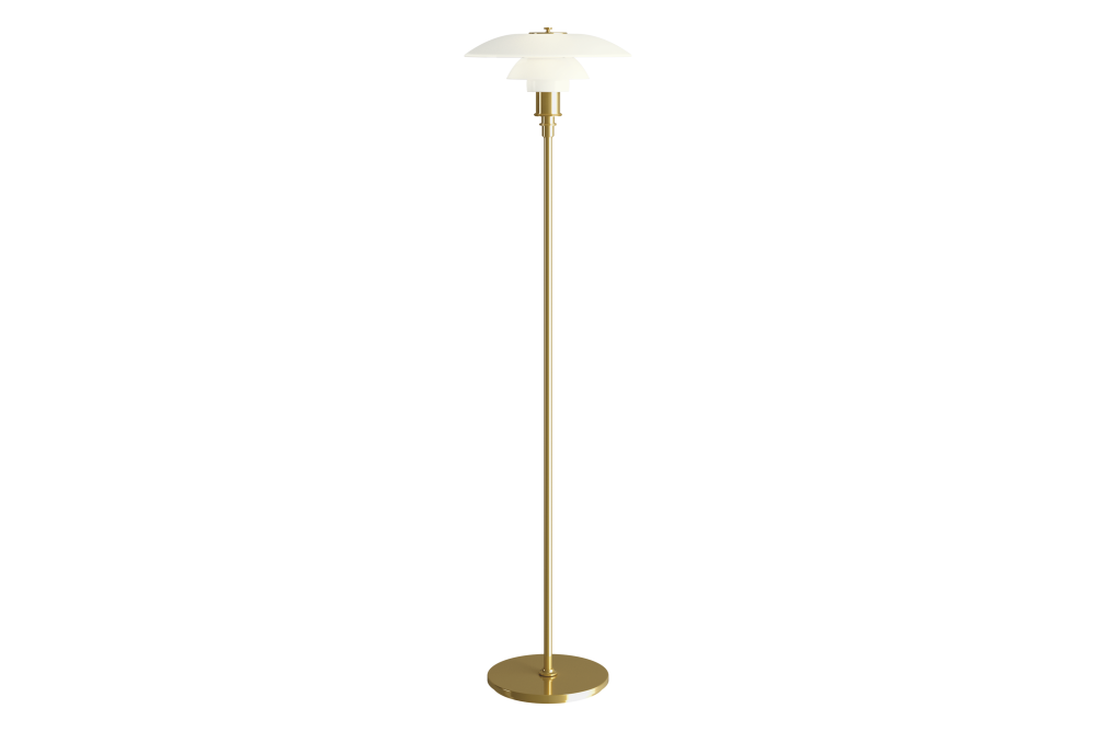 PH 3½-2½ Floor Lamp by Louis Poulsen