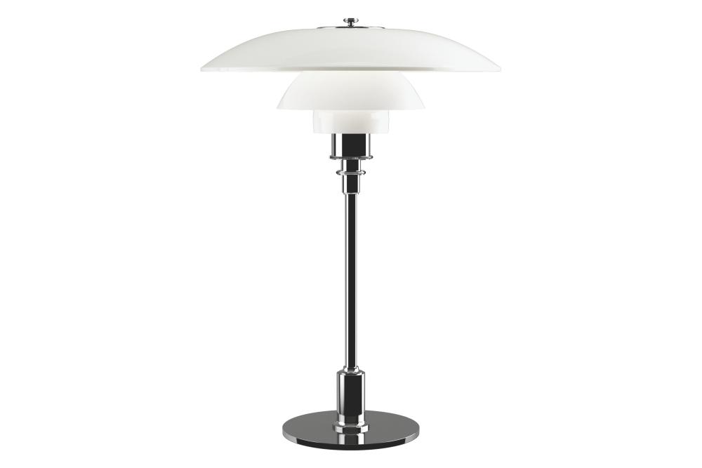 PH 3½-2½ Glass Table Lamp by Louis Poulsen