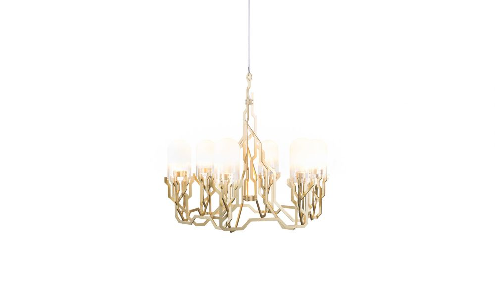 Plant Chandelier by MOOOI