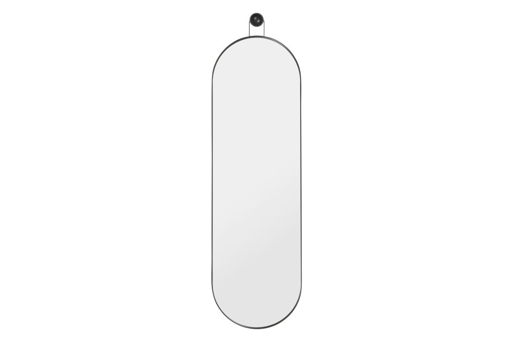 Poise Oval Wall Mirror - Set of 2 by ferm LIVING