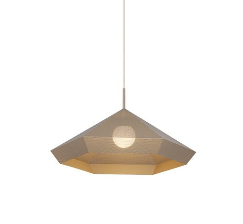 Priamo 197/27 Pendant Light by GIBAS