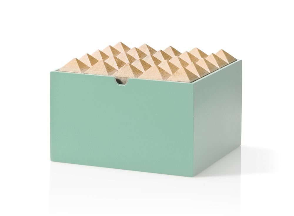 Pyramid Medium Box by MOXON London