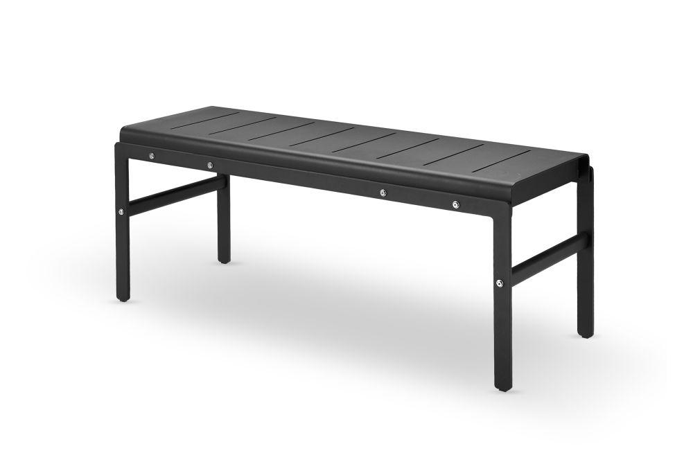 Aluminum Top Anthracite black,Skagerak,Benches
