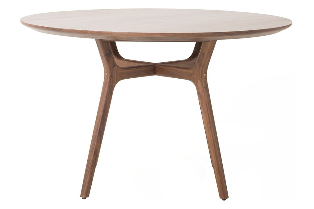 Natural Walnut, 110,Stellar Works,Dining Tables