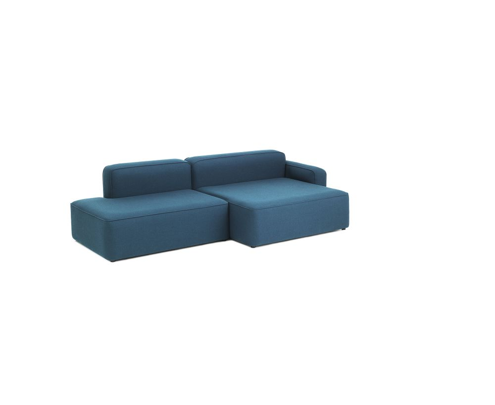 Rope Modular Sofa 330 Wide Open Left Side by Normann Copenhagen