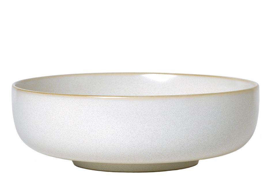 Large, Cream,ferm LIVING,Bowls & Plates