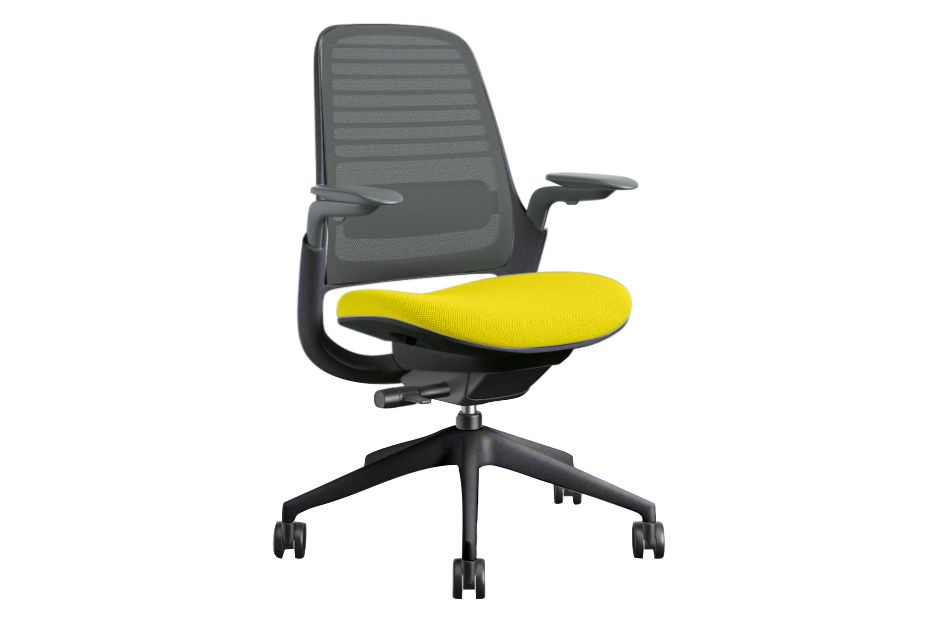Atlantic Black, For hard floors,Steelcase,Task Chairs
