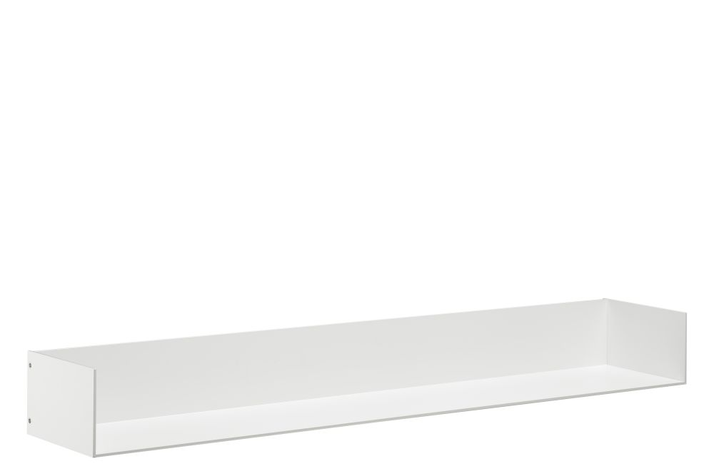 SH06 Profil Shelf with Side Panels by e15