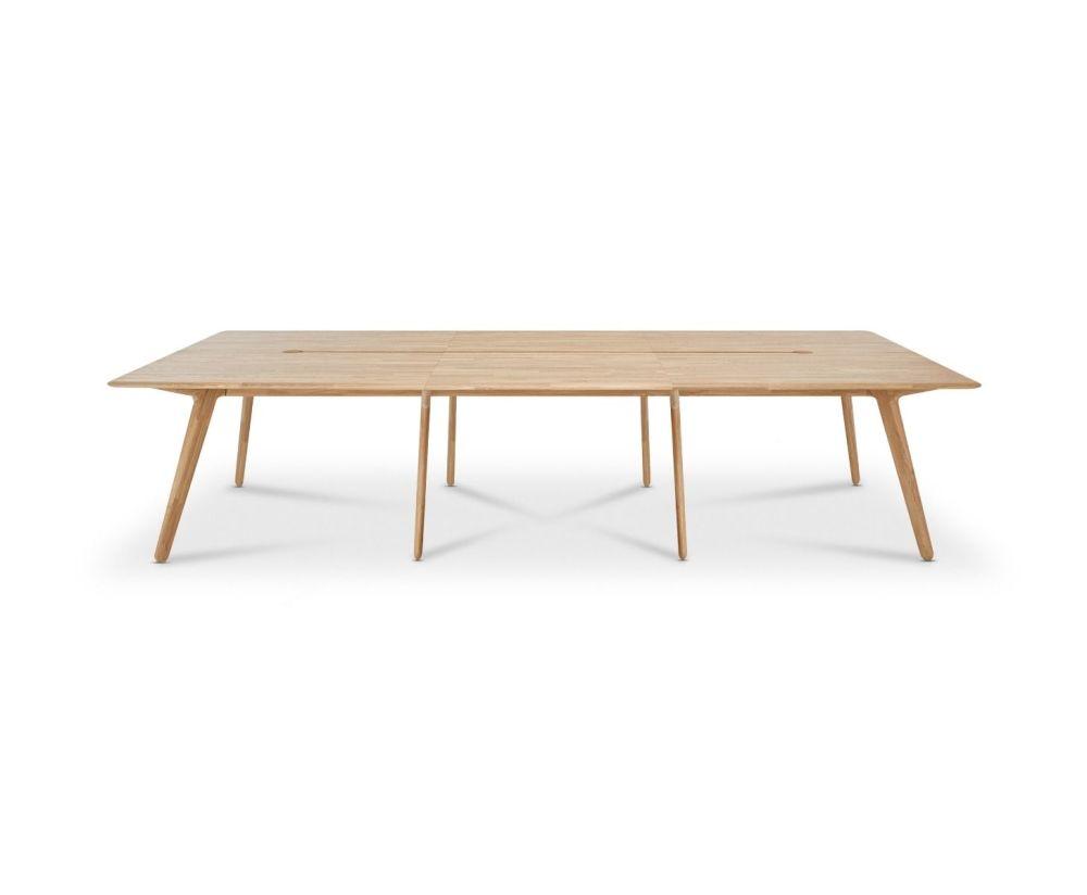 Slab Desk 6 - Person Large by Tom Dixon