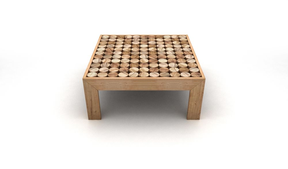 Sofia Coffee Table by mg12