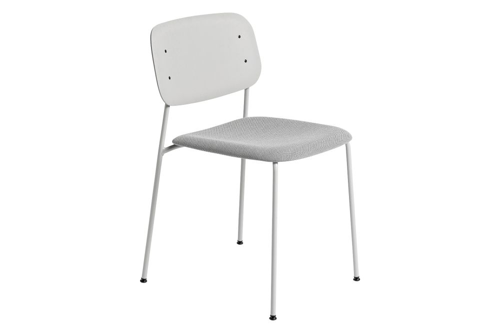 Soft Edge 10 Dining Chair - Upholstered by Hay