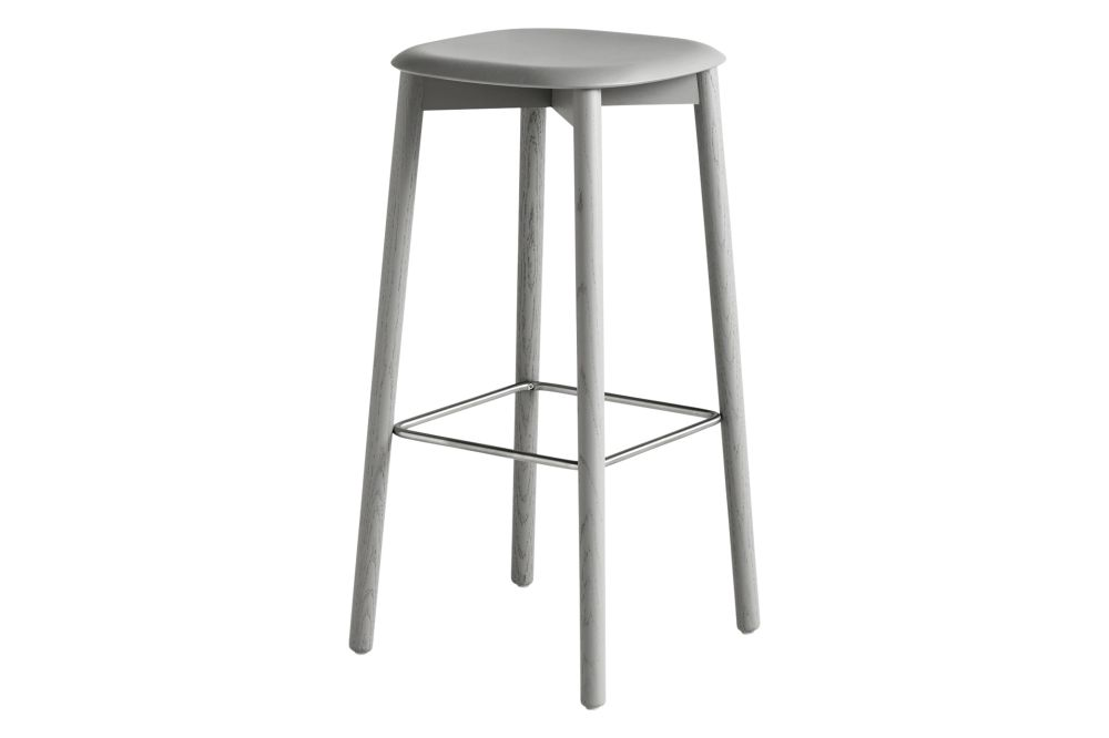 Soft Edge 32 Bar Stool High by Hay