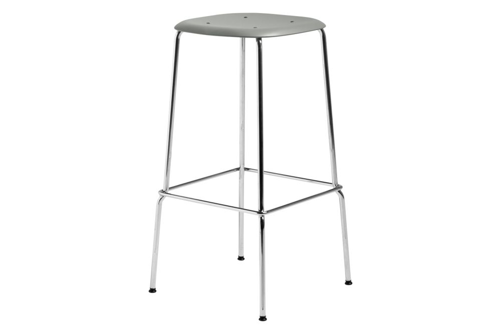 Soft Edge P30 Bar Stool High by Hay