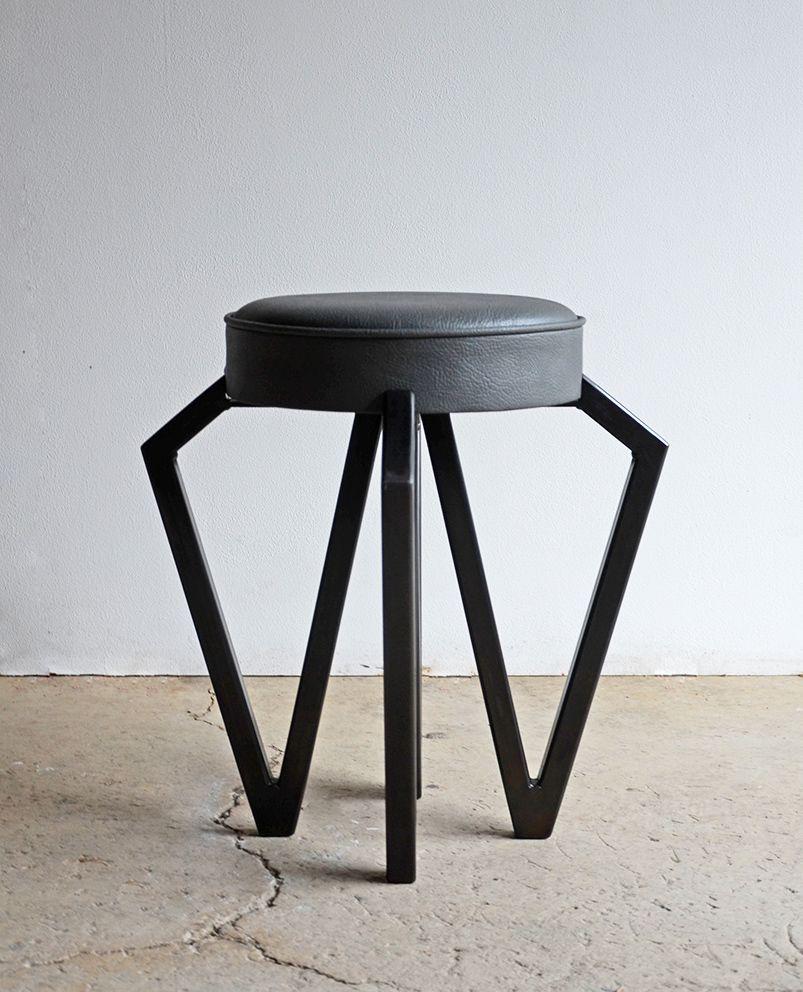 Spider Stool by Tamasine Osher Design