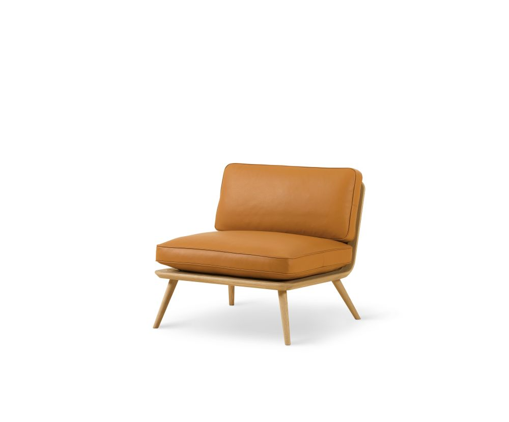 Spine Lounge Chair by Fredericia