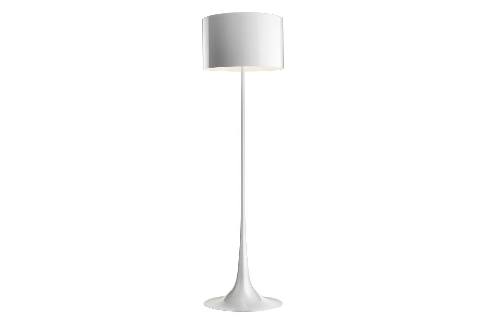 Spun Light F Floor Light by Flos