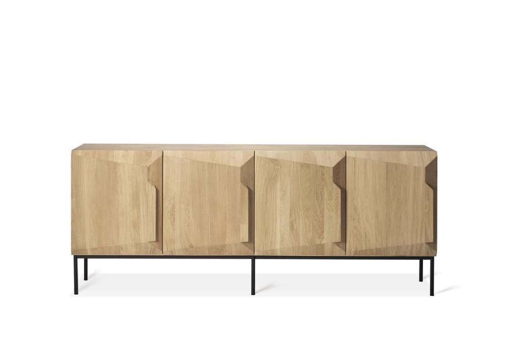 200, Natural Oak,Ethnicraft,Cabinets & Sideboards