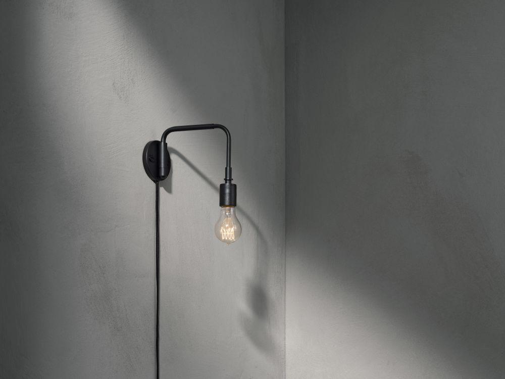 Staple Tribeca Wall Lamp From Menu