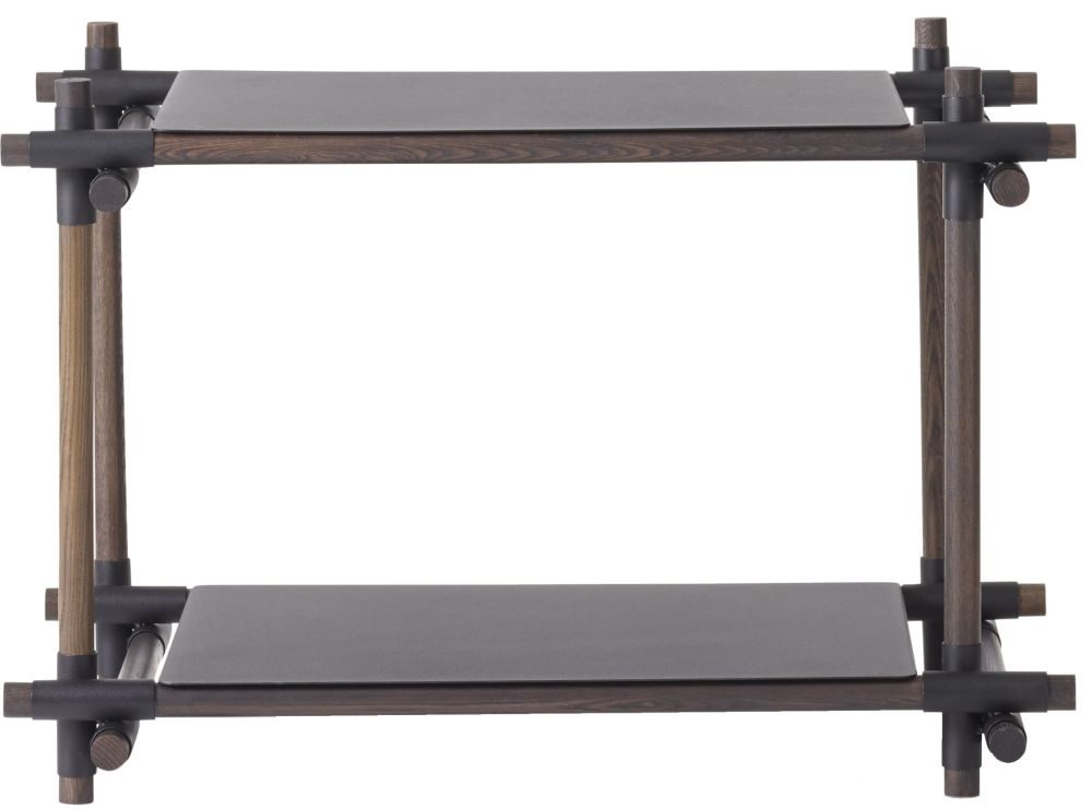 Stick System Shelving, 1x2 by Menu