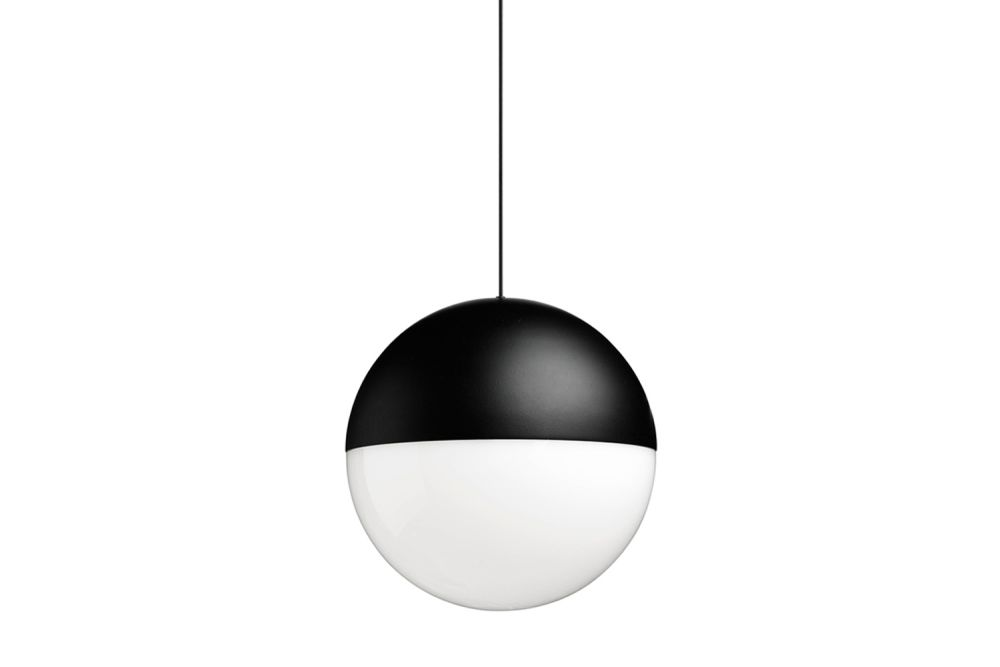 String Light Sphere Pendant by Flos