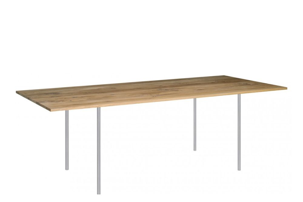 TA14 Anton Rectangular Dining Table by e15