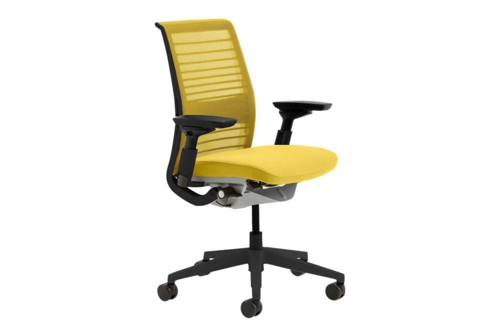 Atlantic Canary, For soft floors,Steelcase,Task Chairs