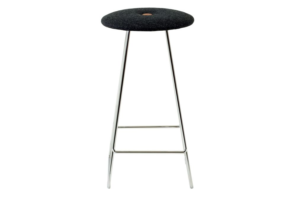 Fabric Group 1, Fabric Group 1, Black Painted,Onecollection,Stools