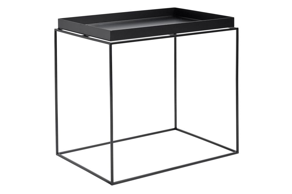 Tray Rectangular Side Table by HAY by Clearance