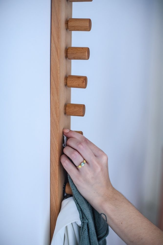 Treestump Hanger by -Love, Ana. design studio