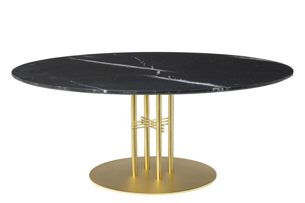 TS Column Lounge Table by Gubi
