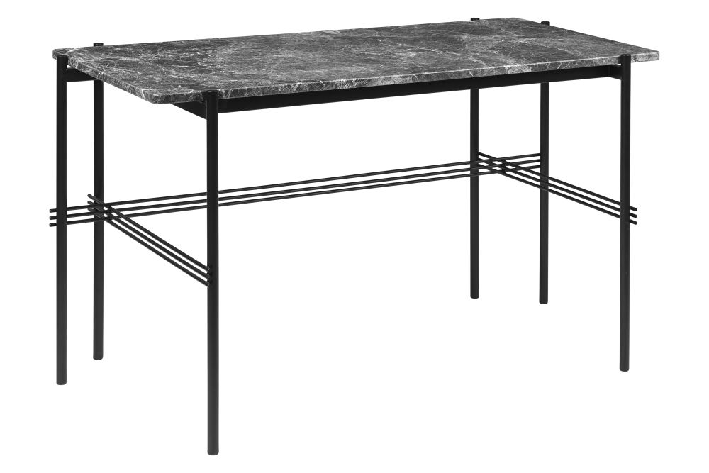 TS Desk with Marble Top by GUBI