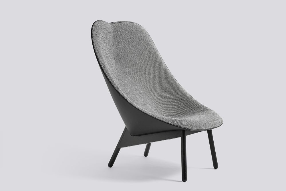 Uchiwa Armchair by Hay
