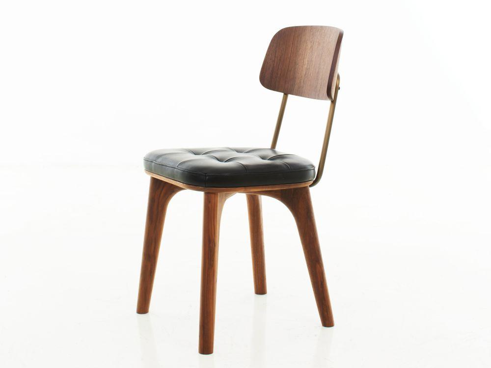 Utility Dining Chair V by Stellar Works
