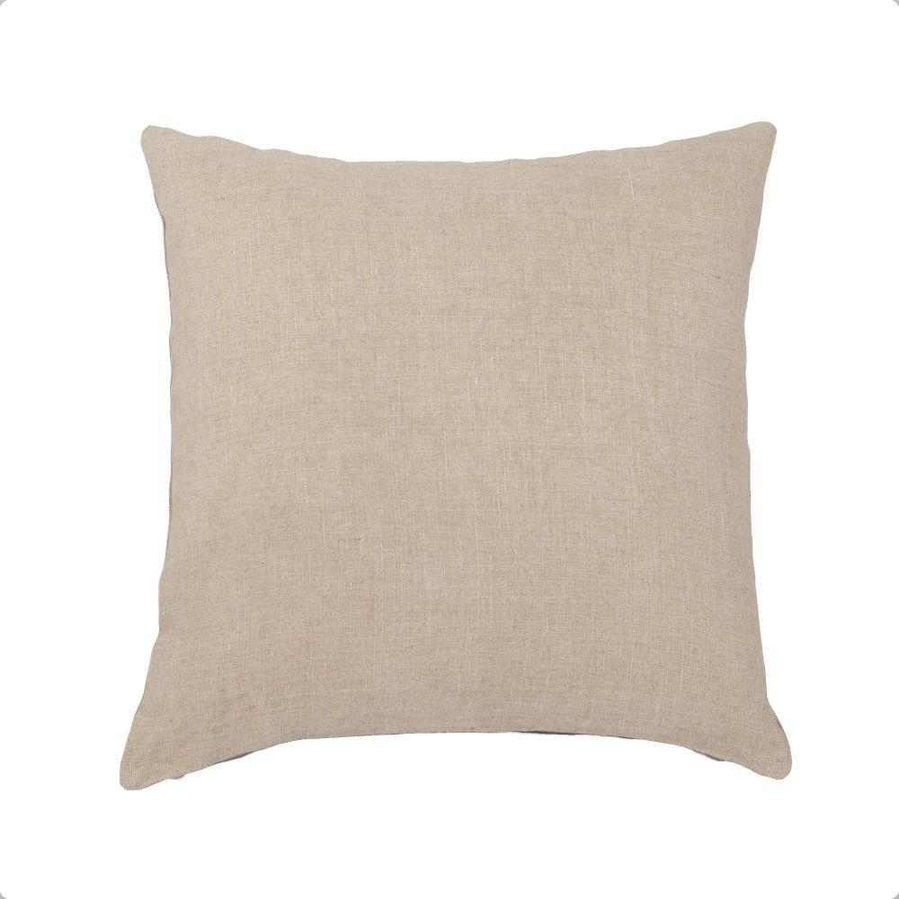 Velvet Linen Cushion by Niki Jones