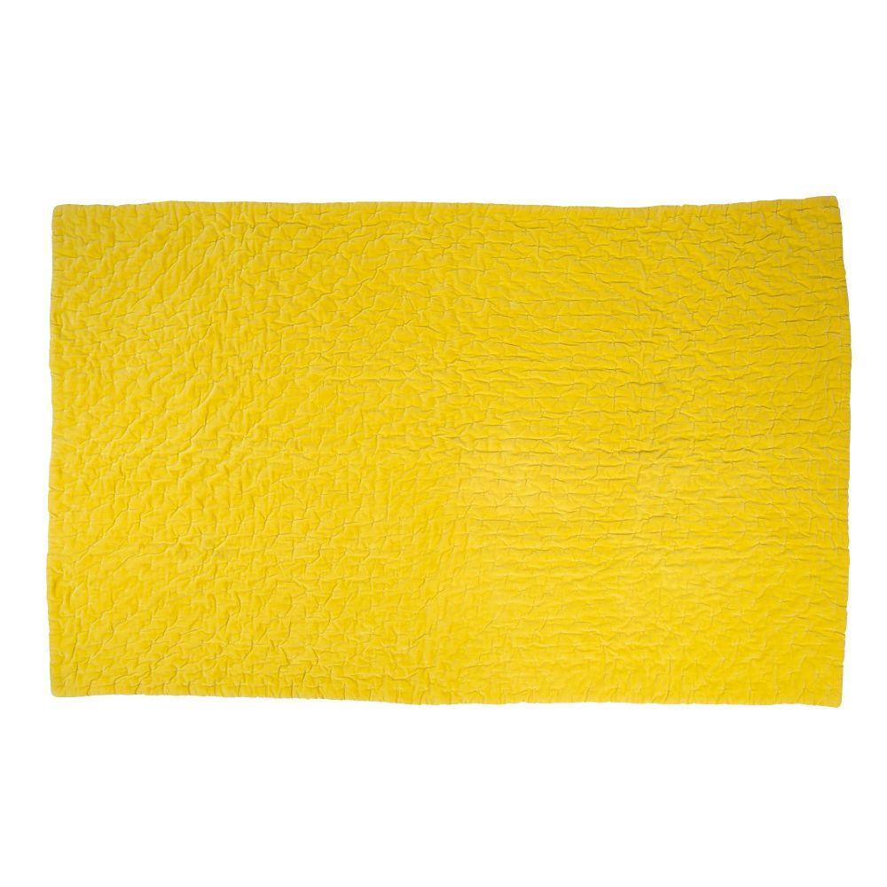 Velvet Linen Quilt by Niki Jones