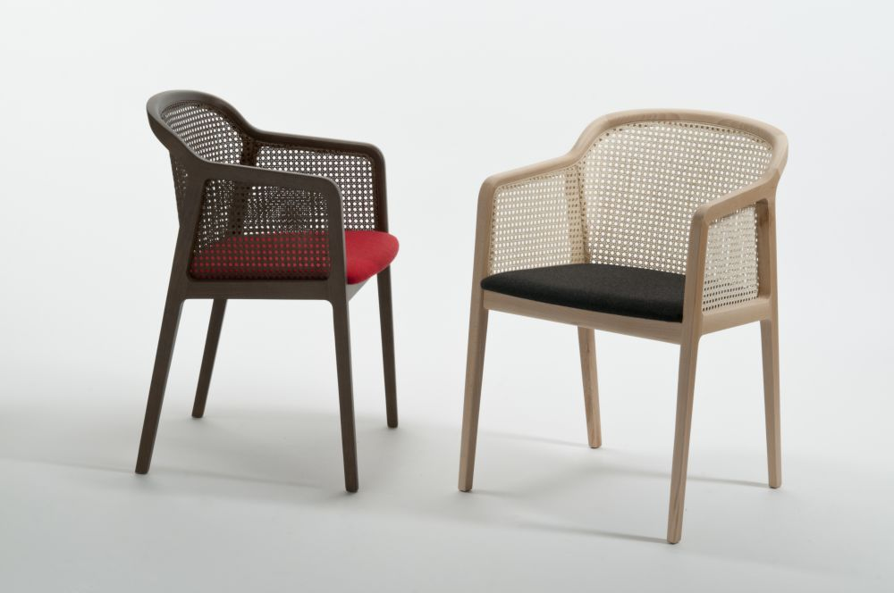 Beech, Anthracite,Colé Italian Design Label,Dining Chairs,chair,design,furniture,wicker
