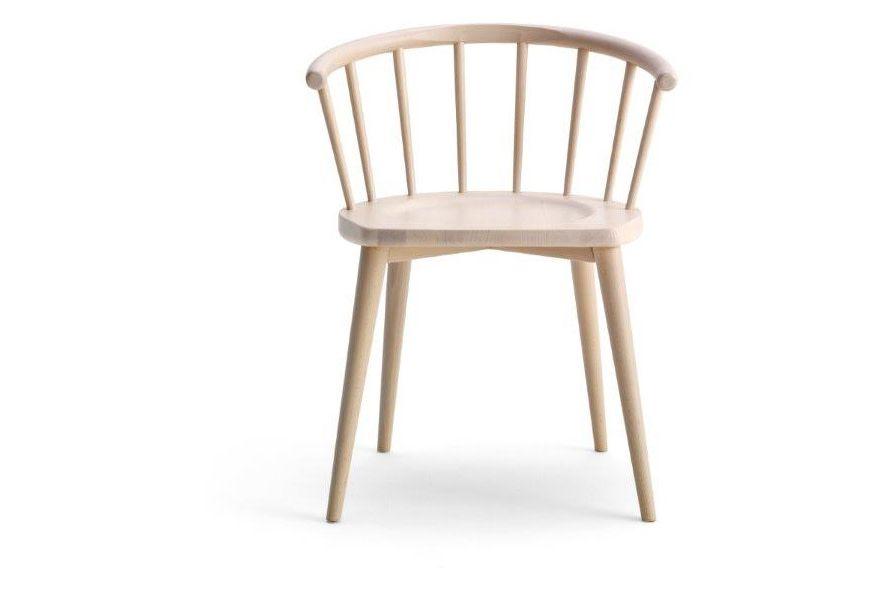 W. 605 Dining Chair by Billiani
