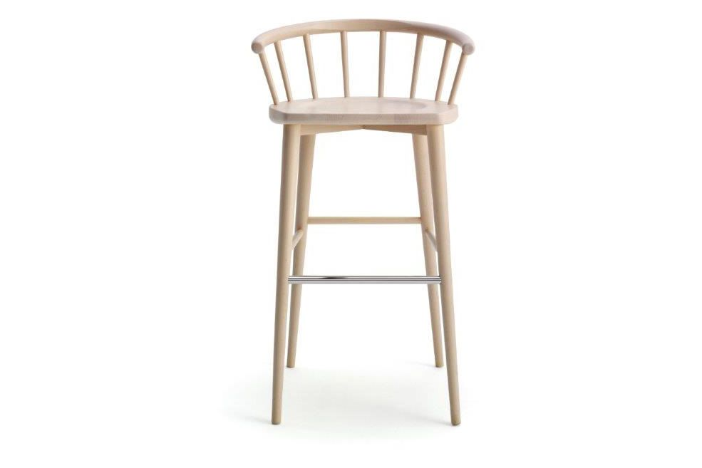 W. 607 Barstool by Billiani