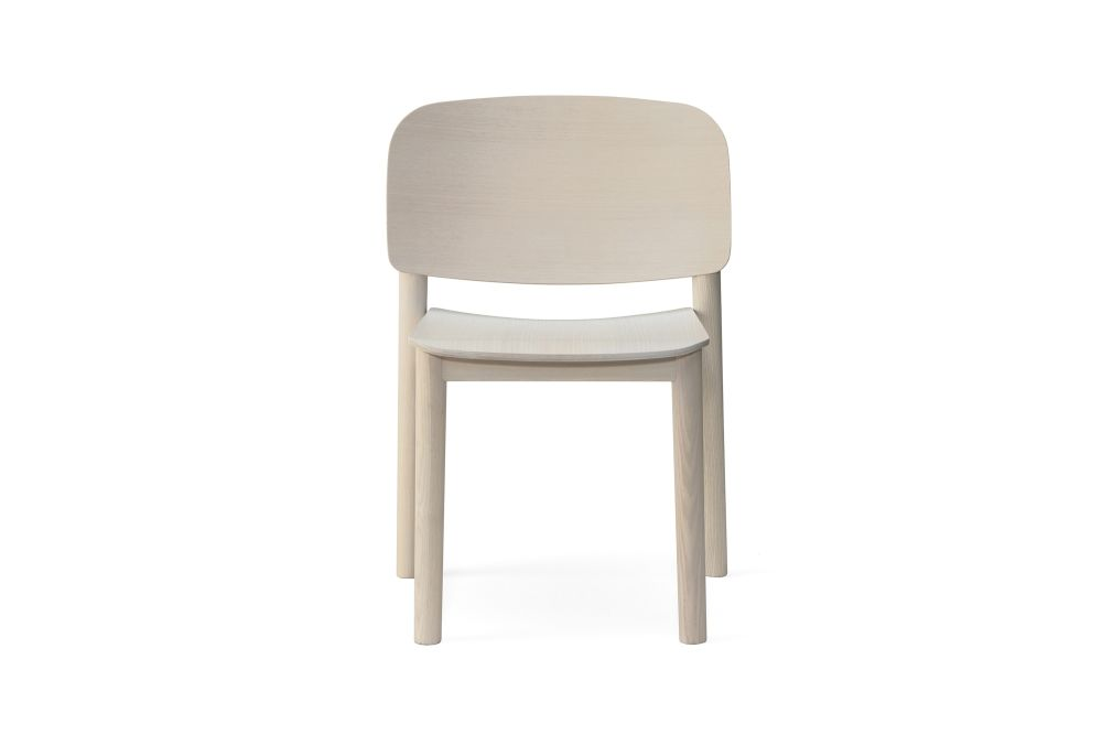 White 130 Dining Chair - Set of 2 by Billiani