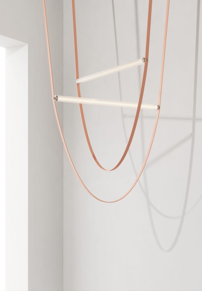 WireLine Suspension Light System by Flos