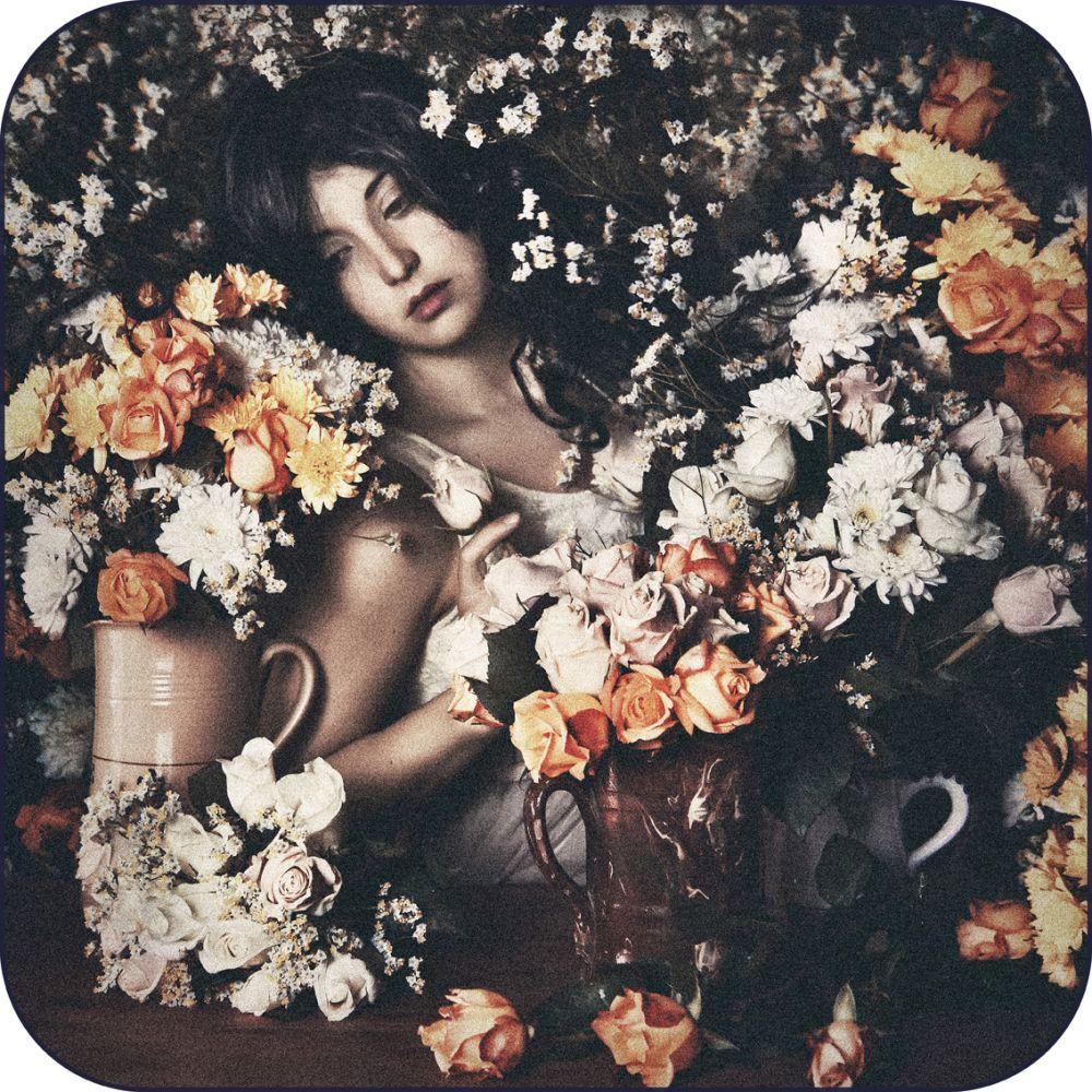Rose Garden Rug,Mineheart,Rugs,beauty,electronic device,flower,plant,technology