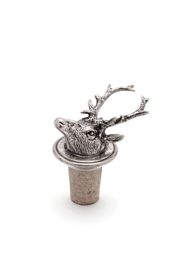 Deer Bottle Stopper by Eligo
