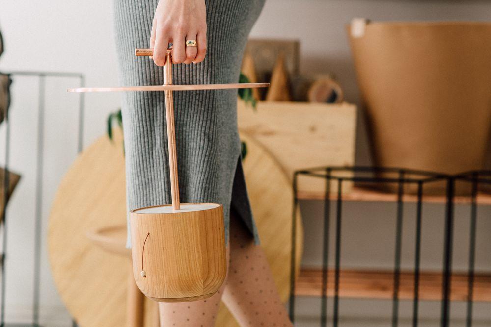 Traveller Portable Lamp by Love, Ana. design studio