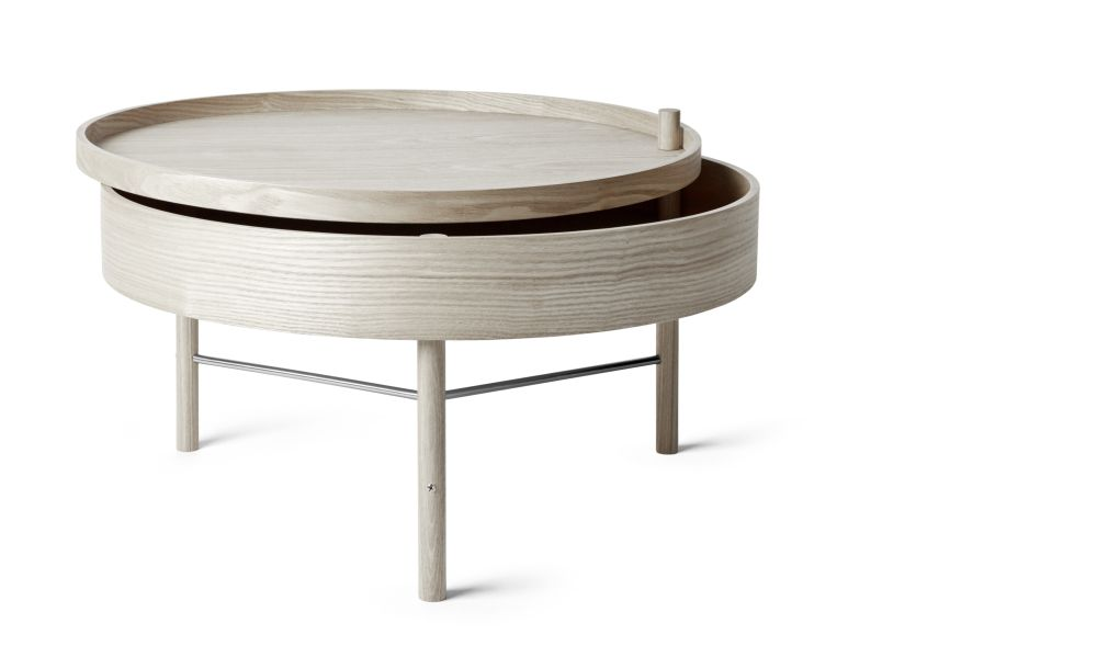Turning Coffee Table by Menu