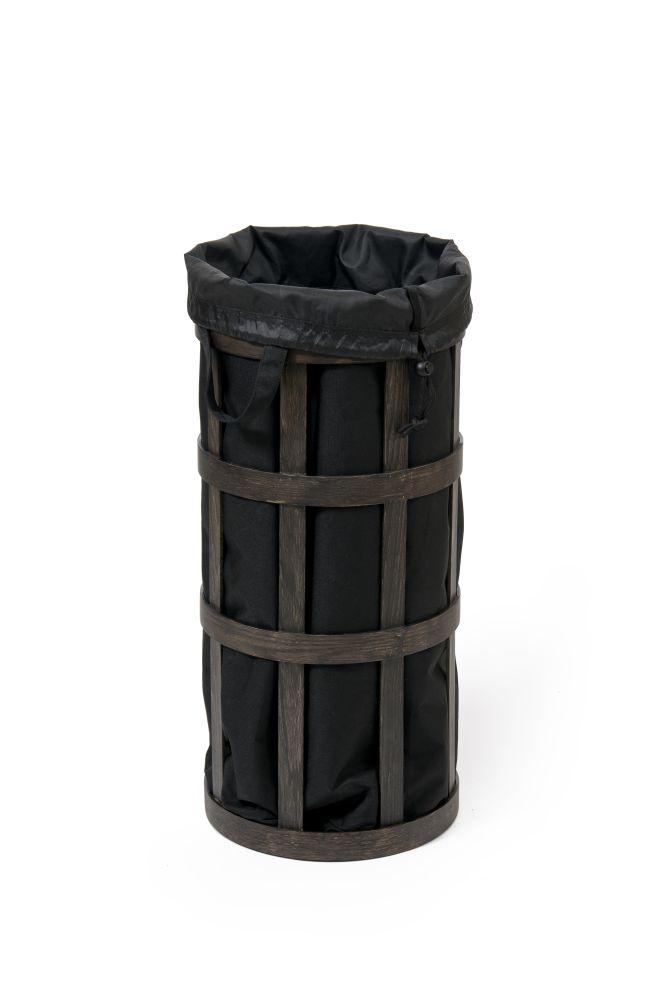 Cage - Natural oak with soft white bag,Wireworks,Storage Furniture,black