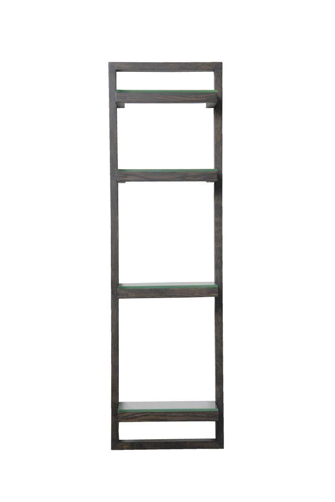 Wall shelf zone - Dark oak,Wireworks,Storage Furniture,furniture,shelf,shelving