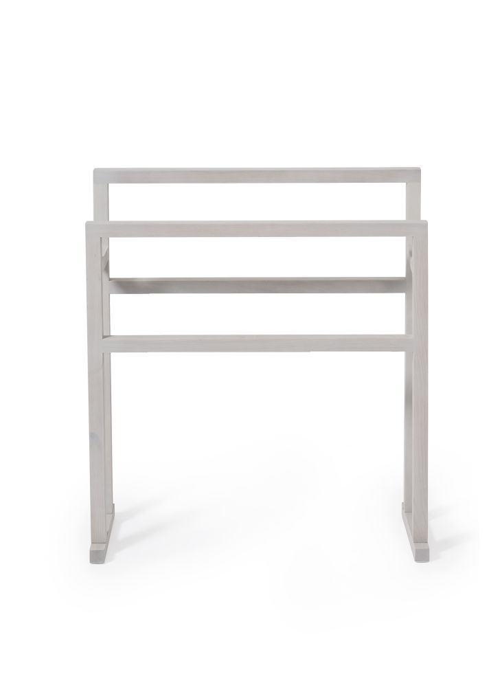 Towel rail Mezza Grande by Wireworks