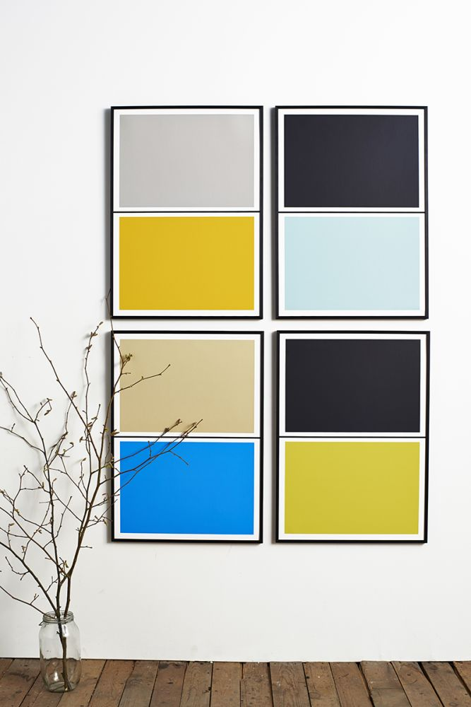 Twin Tone Play Screen Prints - Set of 4 - Polly's Pick by Lane
