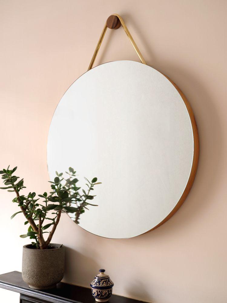 Small,Tanti Design,Mirrors,circle,interior design,mirror,room,wall