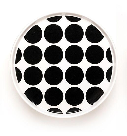 yellow,Camilla Engdahl,Bowls & Plates,circle,design,pattern,polka dot